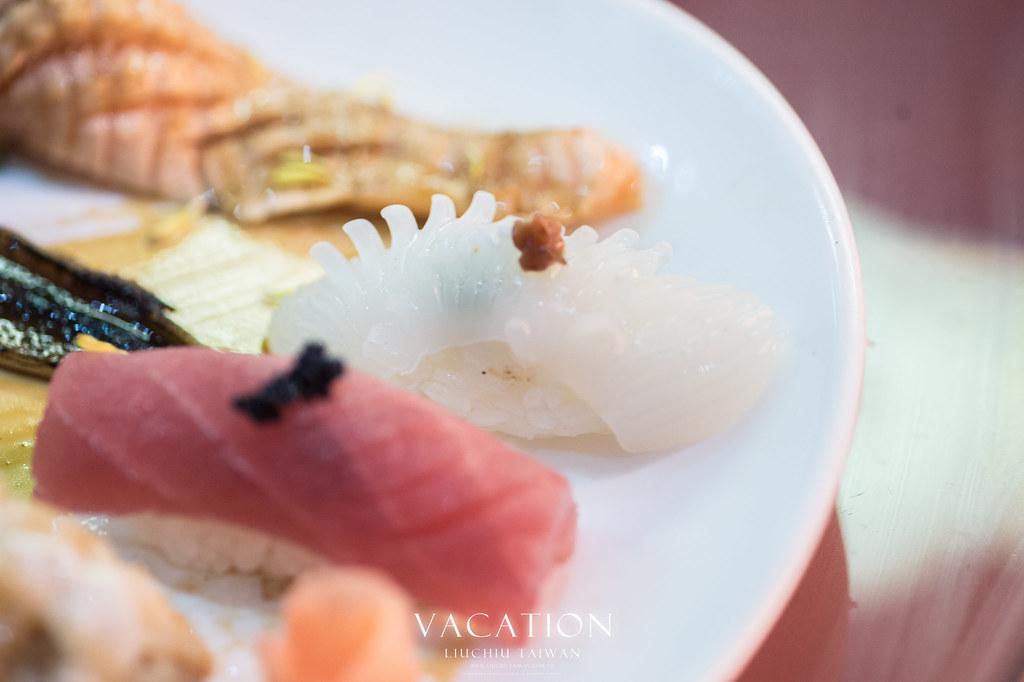 小琉球必吃壽司握壽司推薦日本料理店