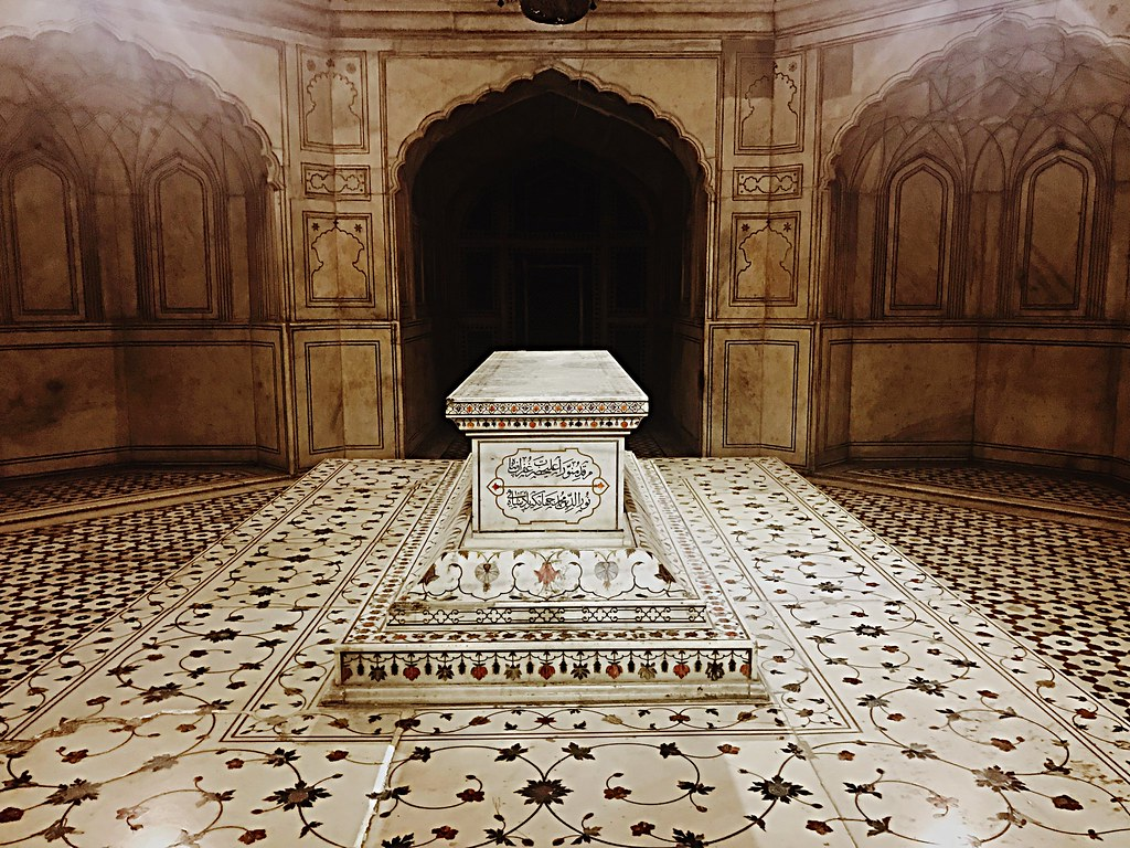 The tomb of Jehangir (Mughal Emperor who ruled from 1605 t…   Flickr