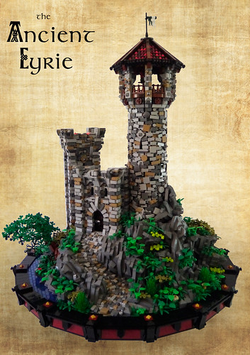 The Ancient Eyrie: Full view 1 | by Brickfiend