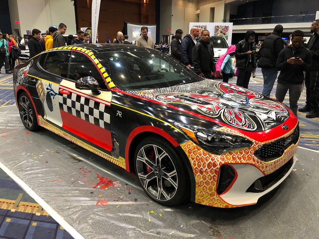 Rd ARTofMotion Exhibit At The Washington Auto Show Flickr - Washington car show discount tickets