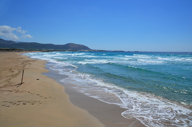 Falasarna, Crete