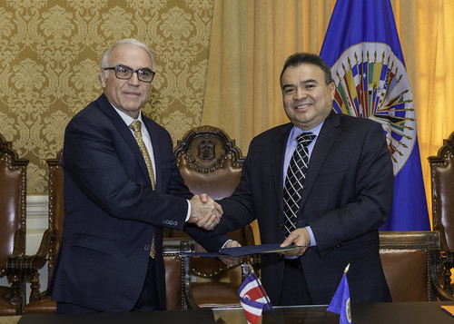 OAS to Observe Presidential Elections in Costa Rica