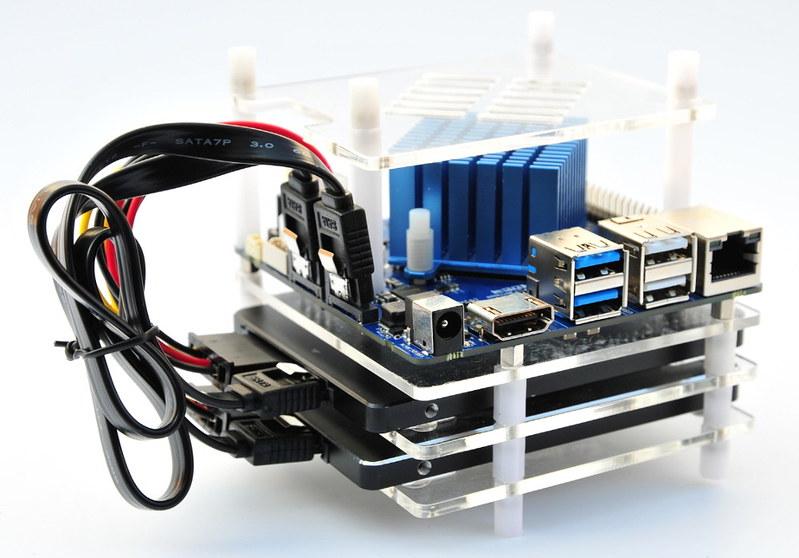 Mini-PC с RAID SSD