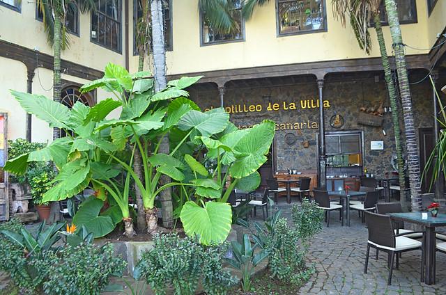 Casa Lercaro, La Orotava, Tenerife