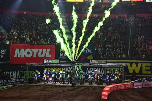 Pro, Arenacross Tour, Manchester 2018