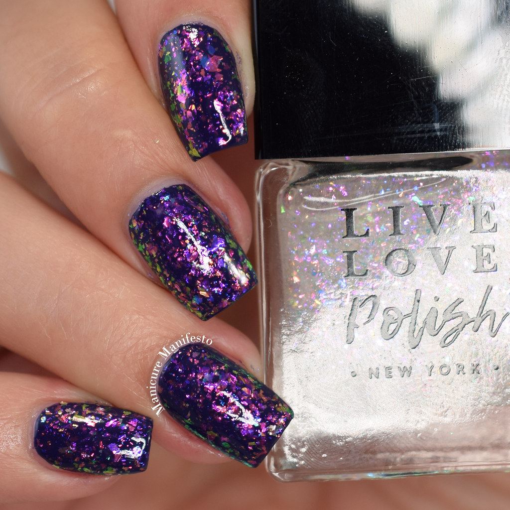 Live Love Polish Amulet swatch