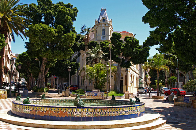 Plaza de Los Patos