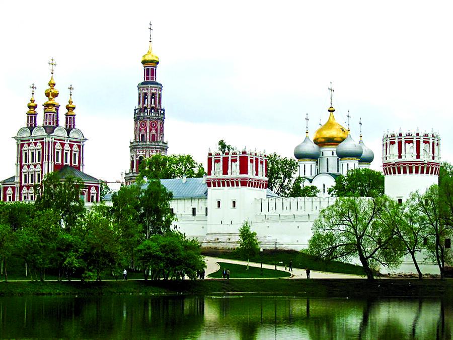 Novodevichy Convent for nuns