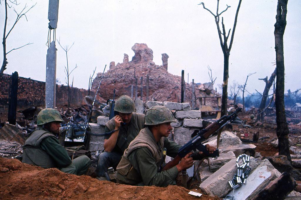 Battle Hue City Map