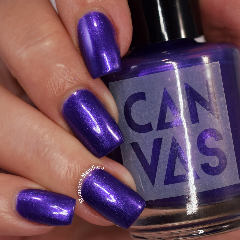 CANVAS Lacquer Violet Uprising