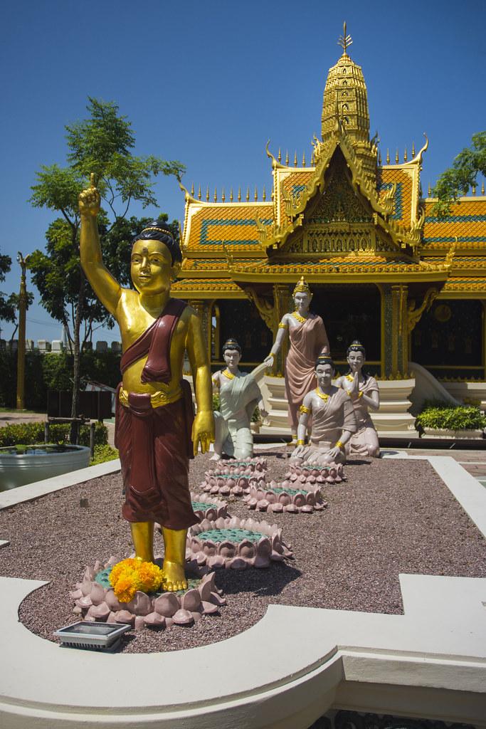 Thailand Bangkok Ancient City 28temple Of The Anatomy Flickr
