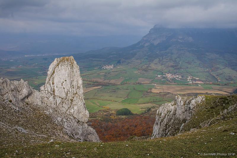 Valle de Ergoiena y Sierra de San Donato