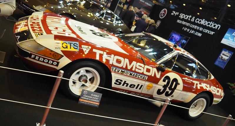 Ferrari 365 GTB 4 Ferrari Charles Pozzi (4.390 cc.)  Le Mans 1973 39588174184_4d748cfc1e_c