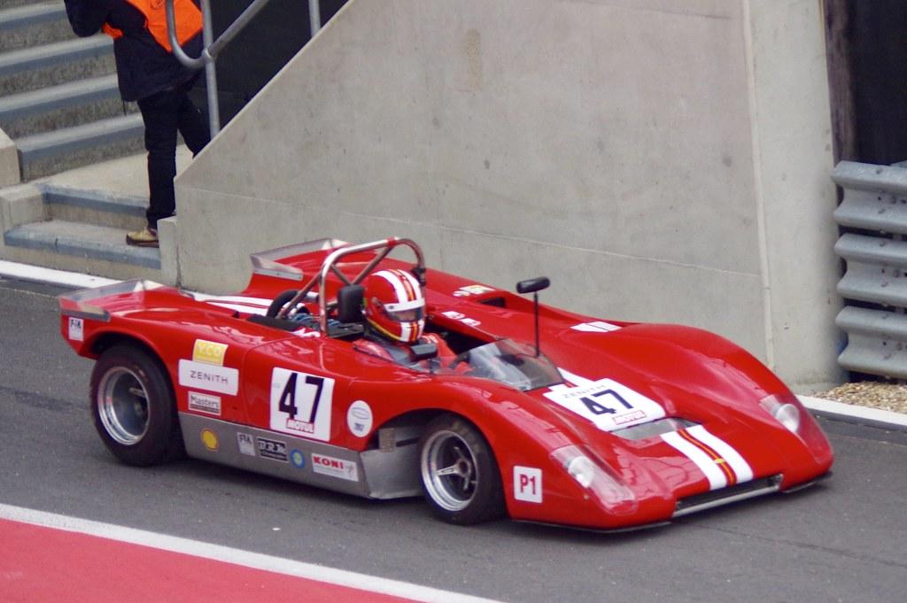 Lola T210 | FIA Masters Historic Sports Cars Silverstone Cla… | Flickr