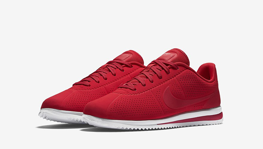 Nike Cortez en color rojo