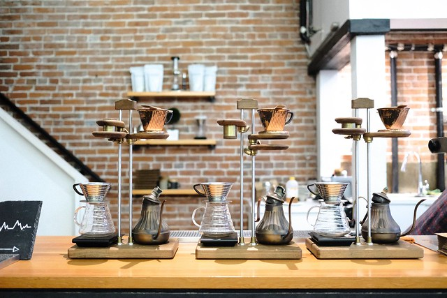 Timbertrain Coffee Roasters | Gastown, Vancouver