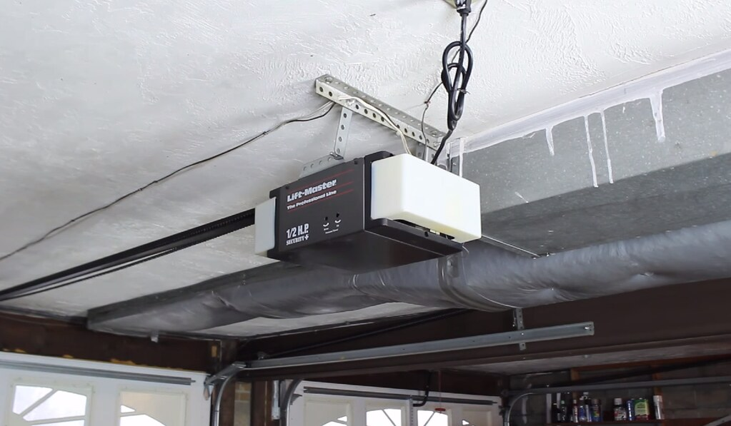 Lift Master Garage Door Opener Quiethut You Are Free T Flickr