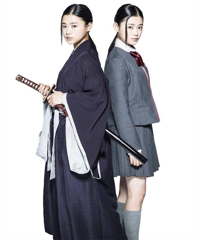 180222 - 女主角「杉咲花」朽木ルキア造型登場!真人電影《死神 BLEACH》宣布7/20上映、新預告公開!