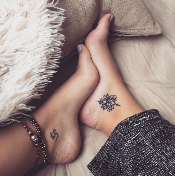 Tatuajes En Tobillo Ideas Tatuajes En Tobillo Mini Tatuajes Flickr