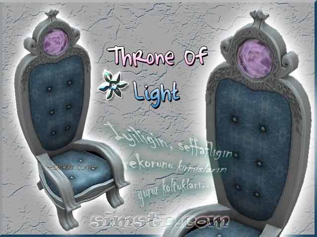 The Sims 2 Apartment Life Apartman Hayatı Witchiness Cadılık Throne of Light