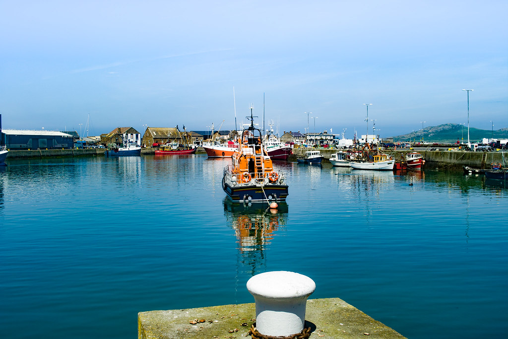HOWTH LIFEBOAT [PHOTOGRAPHED NINE YEARS AGO] 004