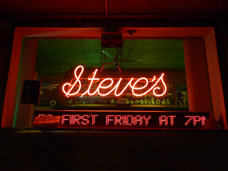 home of Friday Fish Fry and where Trump presides unironically (Steve's Lounge) | by find myself a city (1001 Afternoons in Chicago)