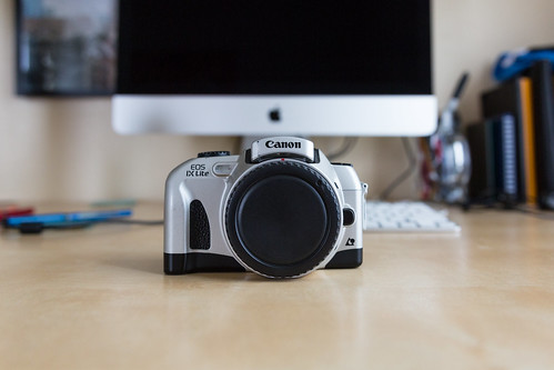 Canon EOS IX Lite (Front) | by gregreher