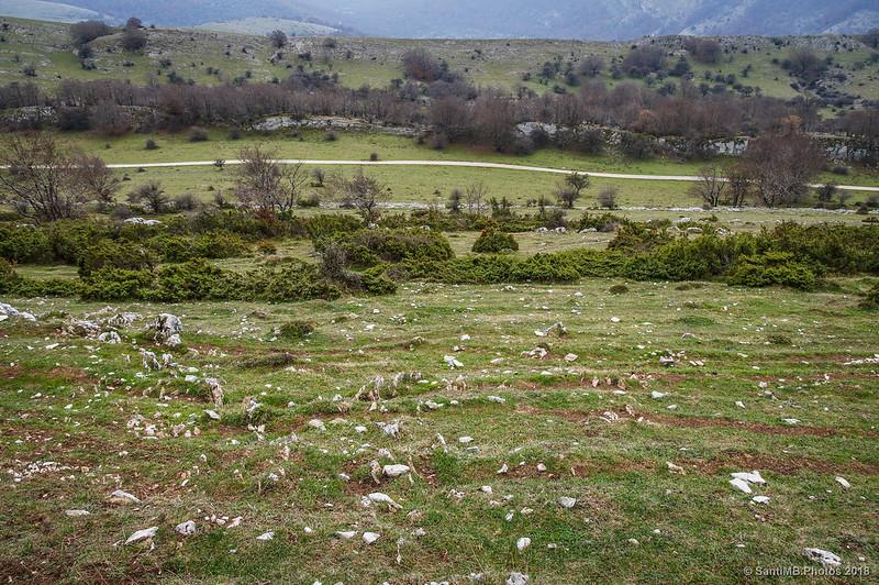 Senda del Pastoreo por la Sierra de Andía