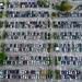 Columns of parked cars from above_DJI_0133