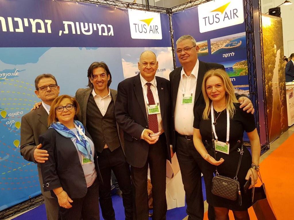 Προοπτικές εντυπωσιακής αύξησης του τουριστικού ρεύματος από το Ισραήλ βλέπει η Περιφέρεια Ηπείρου