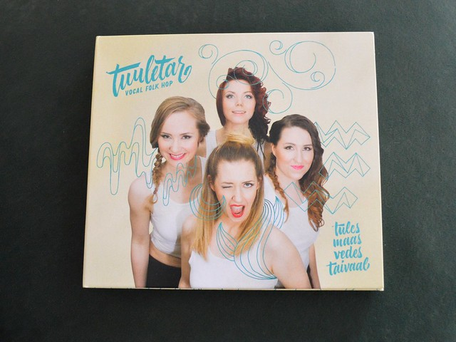 Tuuletar Debut Album Tules maas vedes taivaal