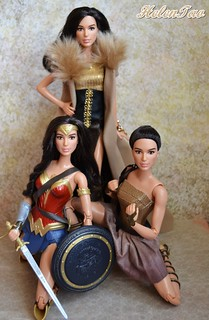 Wonder Women Barbie | by integramoon