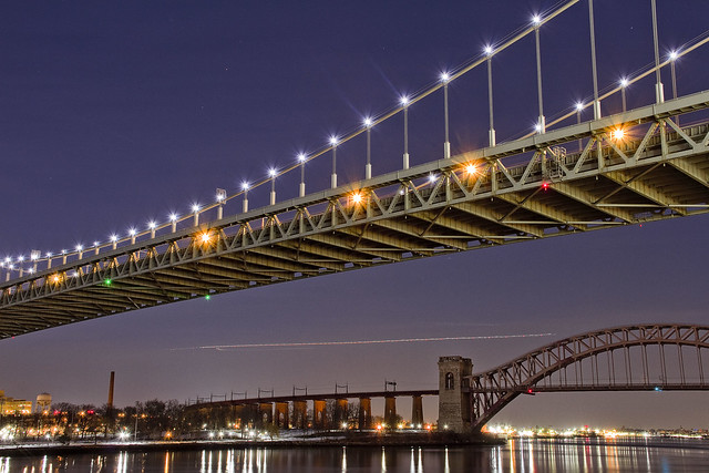 Triborough Bridge The Newtown Pentacle