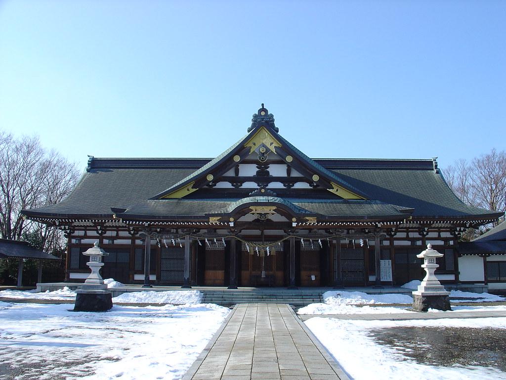 秋田県護国神社 | Dec. 23, 2017...