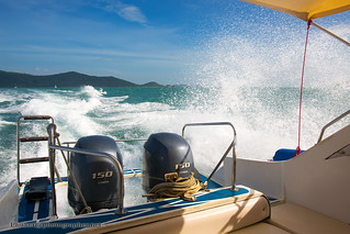 Speedboat with 300hp. Funny drive! | by Phuketian.S