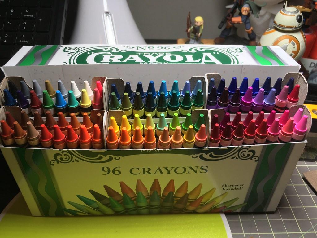crayola no 96 crayons box blog entry alberto flickr