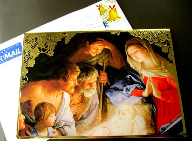 Christmas card from Brisbane