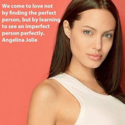Famous Celebrity Quotes : Angelina Jolie - Quotes Boxes ...