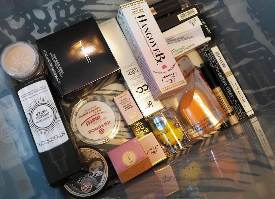 kosmetiikkavarastot