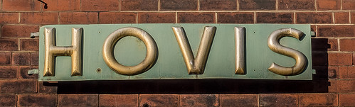 HOVIS, OLD SIGN | by I.K.Brunel
