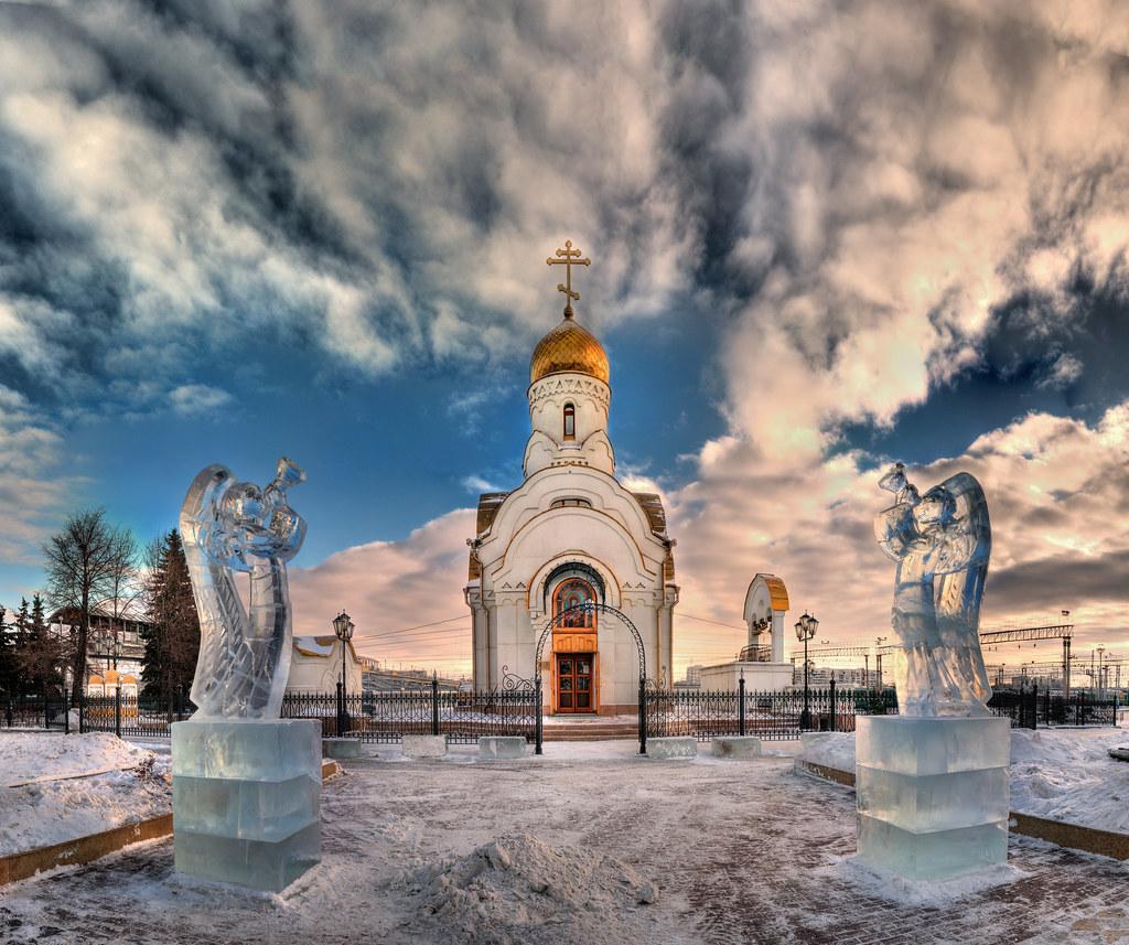 фотограф Челябинск - архитектурное фото