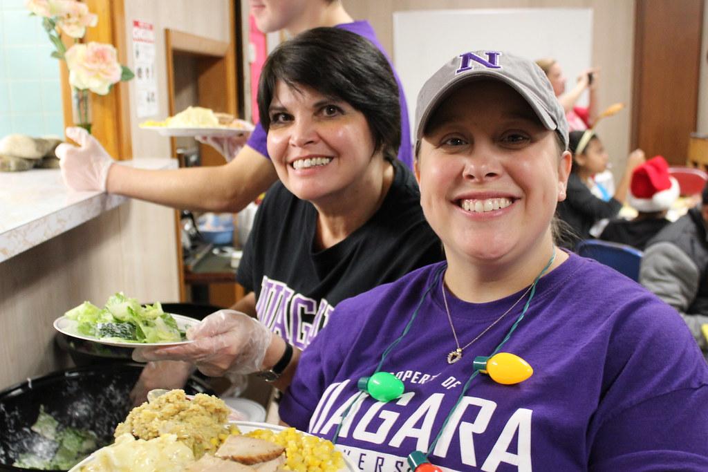 ... Niagarauniversity St. Vincent De Paul Soup Kitchen | 12.07.17 | By  Niagarauniversity