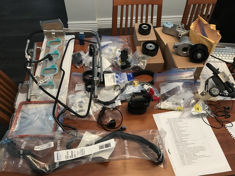 LSA Supercharger Installation - New Caprice - Discussion forums