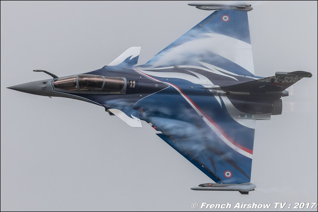 Rafale Solo Display Alpha , Dassault , RSD 2017 , French Air Force , Royal International Air Tattoo 2017 , Air Tattoo – RIAT 2017 , Fairford , UK Airshow Review 2017 , Meeting Aerien 2017