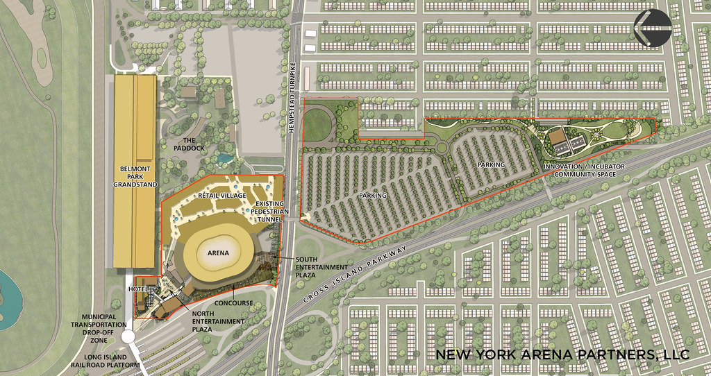 Belmont Park Redevelopment Project Brings Home New York Is