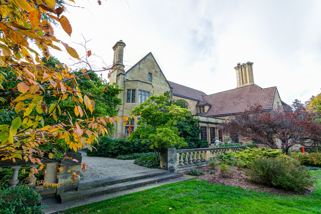 The Paine Art Center And Gardens Eric Reischl Flickr