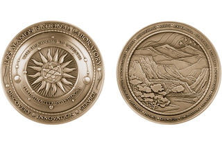 The Los Alamos Medal was established in 2001 to honor those who have contributed to the Laboratory at the highest level.