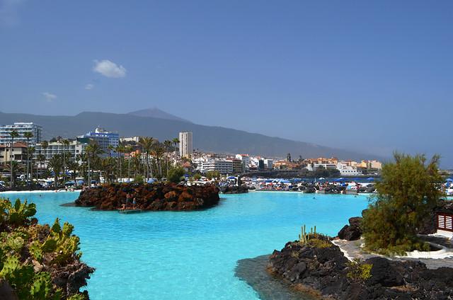 Lago Martianez, Puerto de la Cruz, Tenerife