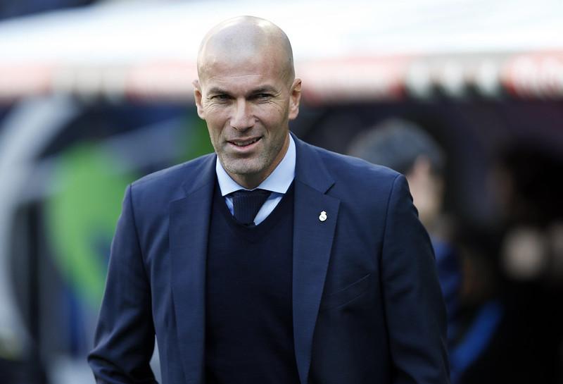Zinedine Zidane。(達志影像資料照)