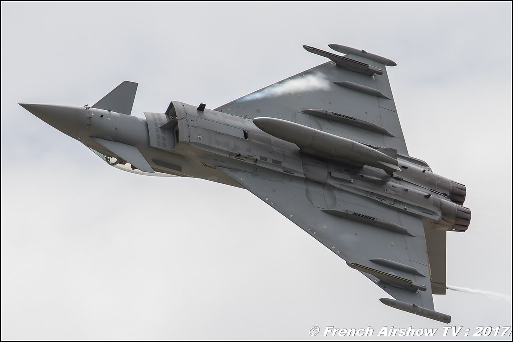 RAF Eurofighter Typhoon , Royal International Air Tattoo 2017 , Air Tattoo – RIAT 2017 , Fairford , UK Airshow Review 2017 , Meeting Aerien 2017